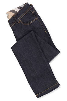 BURBERRY Classic slim jeans 4-14 years
