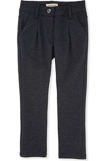 BURBERRY Slim fit trousers 4-14 years