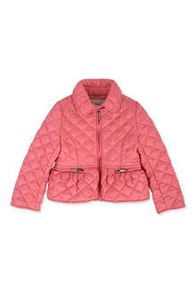 BURBERRY Quilted jacket 4-8 years