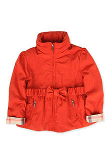 BURBERRY Parka jacket 4-14 years