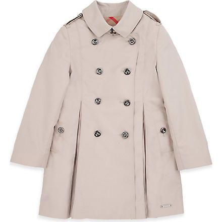 BURBERRY Classic mac coat (Trench