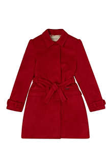 BURBERRY Belted trench coat 4-14 years