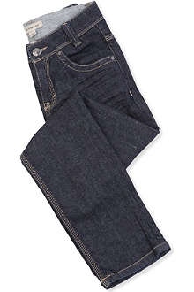 BURBERRY Five pocket regular classic jeans 4-14 years