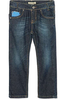 BURBERRY Straight leg jeans 4-14 years