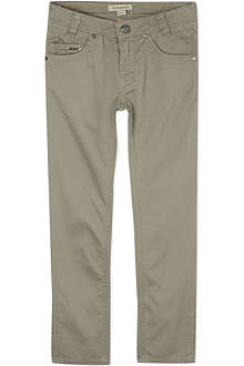 BURBERRY Twill trousers 4-12 years