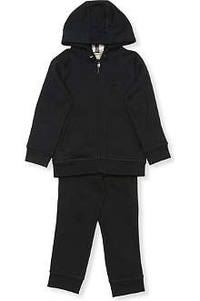 BURBERRY Two-piece tracksuit 4-14 years