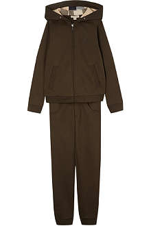 BURBERRY Knight logo tracksuit 4-14 years