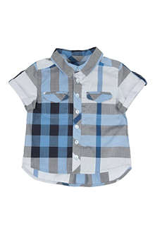 BURBERRY Checked shirt 1-9 months