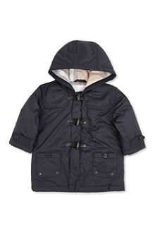 BURBERRY Padded duffle coat 1-18 months