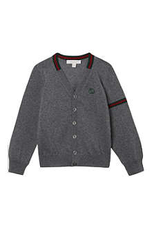 GUCCI Band-detail cardigan 3-36 months