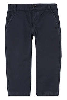 GUCCI Cotton gabardine trousers 3-36 months