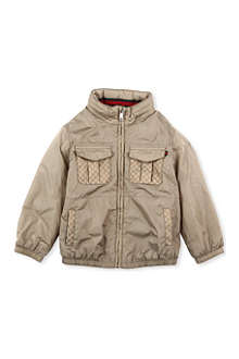 GUCCI Hooded jacket 0-36 months