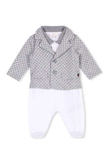 GUCCI Suit jacket jersey baby-grow 0-9 months