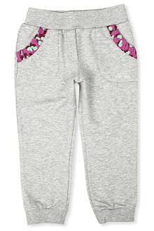 GUCCI Heart detail jogging bottoms 6-36 months
