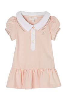 GUCCI Double collar polo dress 0-36 months