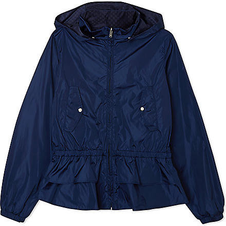 GUCCI Nylon layer jacket 4-12 years (Navy