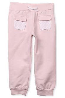 GUCCI GG detail jogging bottoms 0-36 months
