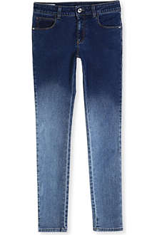 GUCCI Ombré stretch-denim jeans 4-12 years