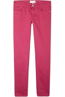 GUCCI Skinny fit trousers 4-12 years