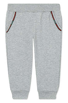GUCCI Band detail jogging bottoms 3-36 months