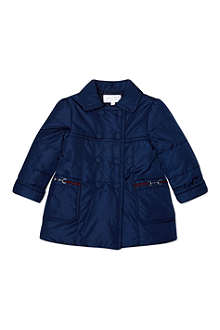 GUCCI Padded Pea coat 3-36 months