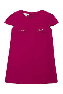 GUCCI Double pocket shift dress 3-36 months