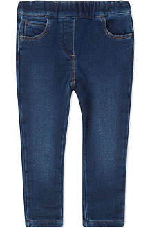 GUCCI Soft web detail jeggings 3-36 months