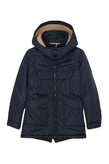GUCCI Hooded parka coat 4-12 years