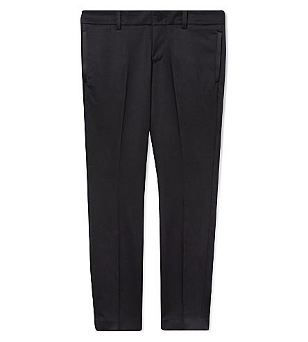 GUCCI Classic tuxedo pants 4-12 years (Black