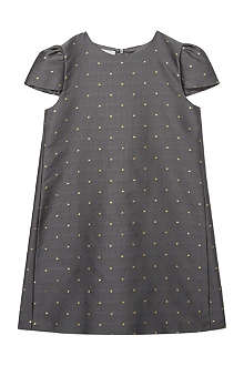 GUCCI Pleated pinafore dress 4-12 years