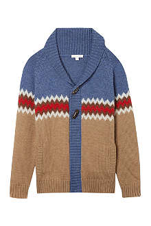 GUCCI Shawl collar cardigan 4-12 years