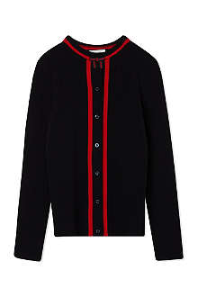 GUCCI Band-detailed cardigan 4-12 years
