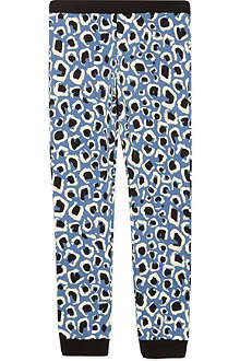GUCCI Leopard print leggings 4-12 years