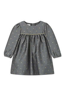 GUCCI Star jacquard lurex dress 3-36 months