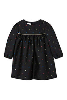 GUCCI Star jacquard dress 3-36 months