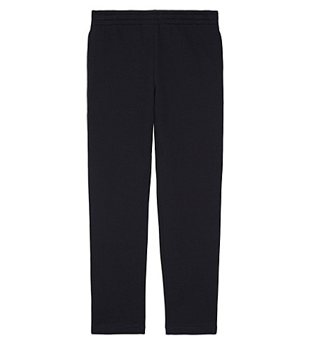 GUCCI Cotton tracksuit bottoms 4-12 years (Ink