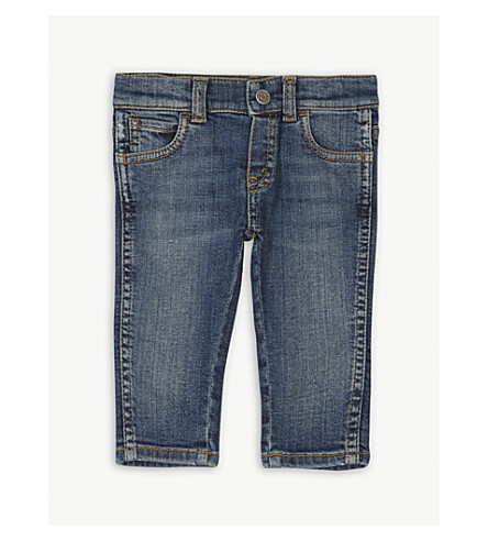 GUCCI Branded denim jeans 6-36 months (Denim