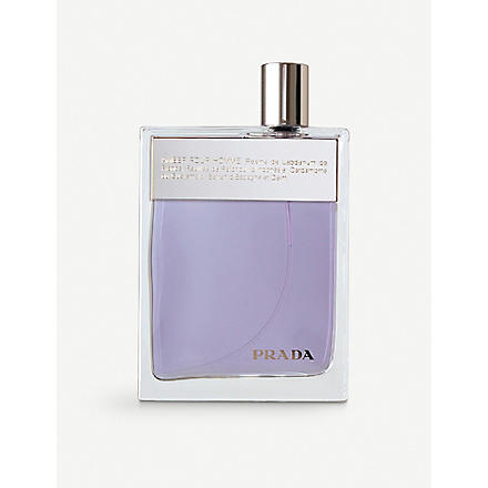 PRADA Man eau de toilette 100ml