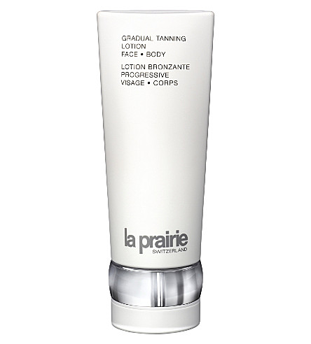 LA PRAIRIE Gradual Tanning Lotion Face & Body 180ml