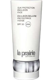 LA PRAIRIE Sun Protection Emulsion Face SPF 30