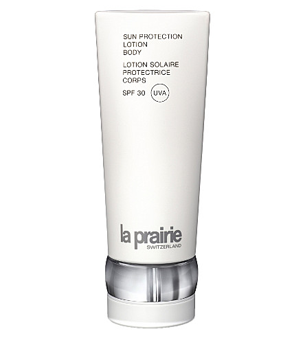 LA PRAIRIE Sun Protection Lotion Body SPF 30