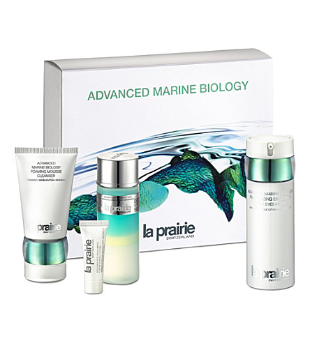 LA PRAIRIE Advanced Marine Biology Starter Kit