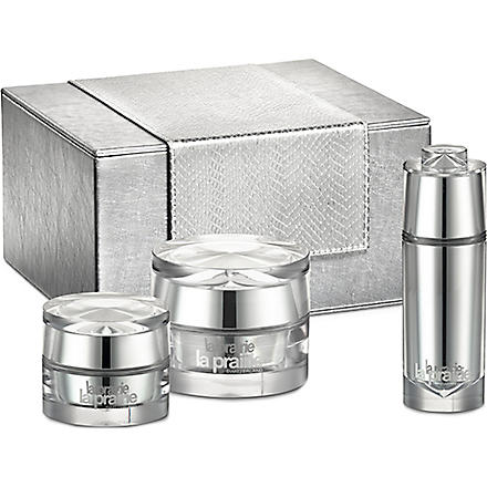 LA PRAIRIE Luxurious Platinum Moments set