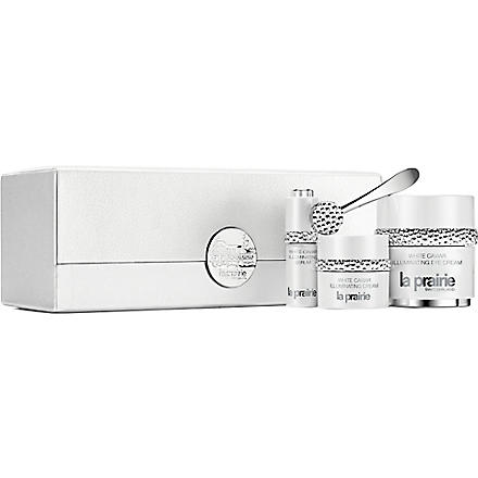 LA PRAIRIE White Caviar Wonder set