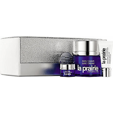 LA PRAIRIE Caviar Dream kit