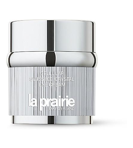 LA PRAIRIE 蜂窝式瑞士冰晶体眼霜20毫升
