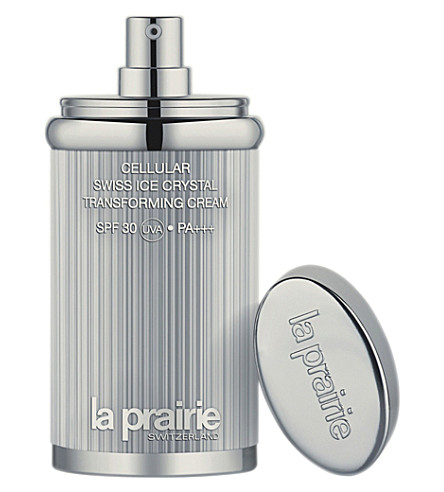 LA PRAIRIE Cellular Swiss Ice Crystal Transforming Cream SPF 30 30ml (Beige+30