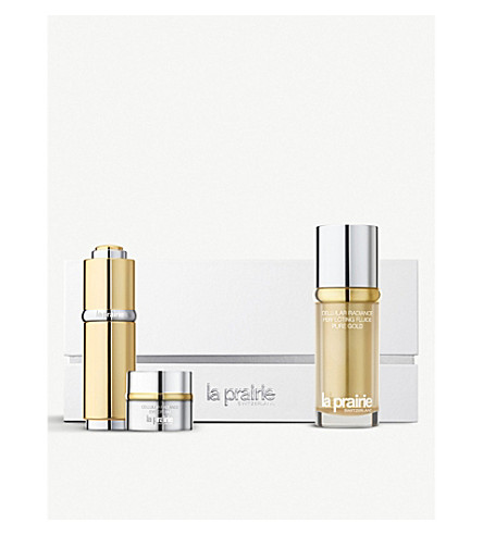 LA PRAIRIE Radiance Luxury Holiday kit