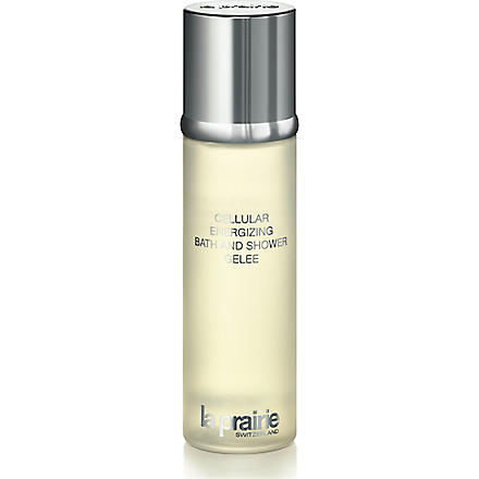 LA PRAIRIE Cellular Energizing Bath and Shower Gelée 200ml