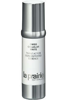 LA PRAIRIE Swiss Cellular White Triple Action Concentrated Essence